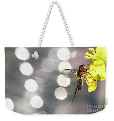 The Hoverfly Weekender Tote Bag