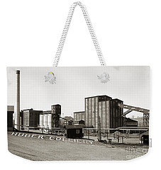 The Huber Colliery Ashley Pennsylvania 1953 Weekender Tote Bag