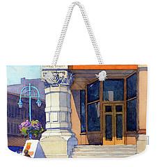 The Hudson Weekender Tote Bag