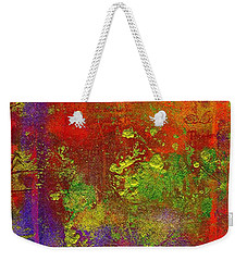The Human Spirit Weekender Tote Bag by Angela L Walker