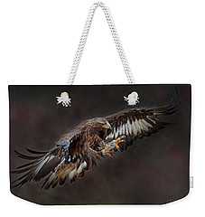The Hunter Weekender Tote Bag by CR Courson