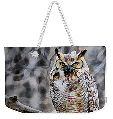 The Hunter Weekender Tote Bag