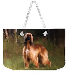 The Huntress Weekender Tote Bag
