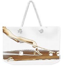 The Hustler Weekender Tote Bag