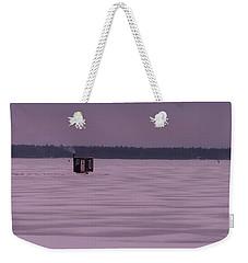 The Hut II Weekender Tote Bag