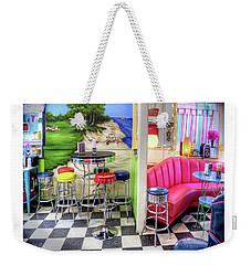 The Ice Cream Shoppe In Duval, Wa Weekender Tote Bag
