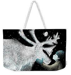The Ice Garden Weekender Tote Bag