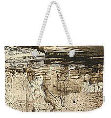 The Ice Pack Weekender Tote Bag by Nancy Kane Chapman