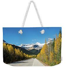 The Icefields Parkway Weekender Tote Bag