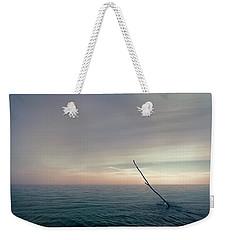 The Ideal Space Weekender Tote Bag by Scott Norris
