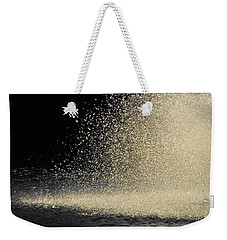 The Illusion Of Dark And Light With Water Weekender Tote Bag