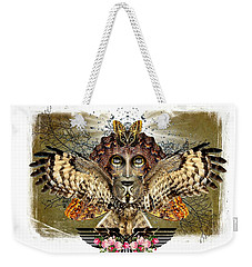 The Illusion Was Exposed Weekender Tote Bag