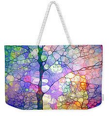 The Imagination Of Trees Weekender Tote Bag by Tara Turner