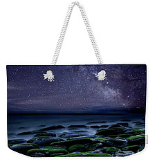 The Immensity Of Time Weekender Tote Bag by Jorge Maia
