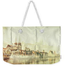 The Imprint Weekender Tote Bag