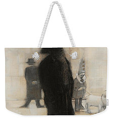 The Incongruity Of It All  Weekender Tote Bag