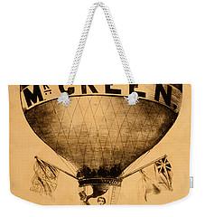 The Incredible Mr. Green Weekender Tote Bag