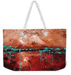 The Indian Bowl Weekender Tote Bag