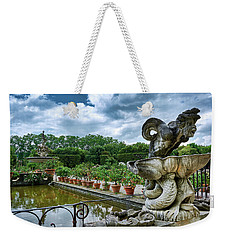 Inside The Boboli Gardens Of Firenze Weekender Tote Bag