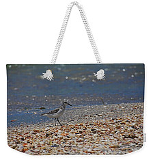 Weekender Tote Bag featuring the photograph The Intellectual I by Michiale Schneider