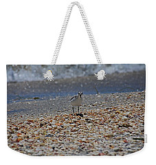 Weekender Tote Bag featuring the photograph The Intellectual II by Michiale Schneider