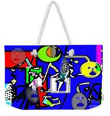 The Internet Weekender Tote Bag