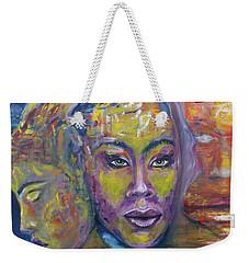 The Interpretation Weekender Tote Bag