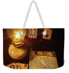 The Invitation Weekender Tote Bag
