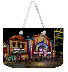The Island Arcade Weekender Tote Bag