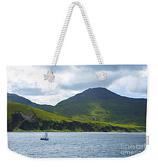 The Isle Of Jura, Scotland Weekender Tote Bag by Diane Diederich