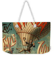 The Italia Ascensione Weekender Tote Bag