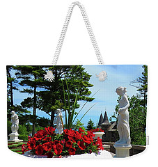 The Italian Garden Weekender Tote Bag