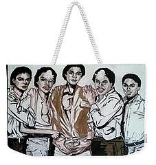 The Jacksons Five  Weekender Tote Bag