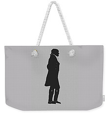 The Jefferson Weekender Tote Bag by War Is Hell Store