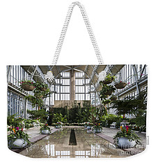 The Jewel Box Weekender Tote Bag by Andrea Silies