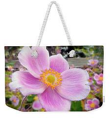 The Jewel Of The Garden Weekender Tote Bag