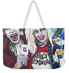 The Joker And Harley Quinn Weekender Tote Bag