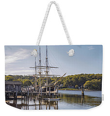 The Joseph Conrad Mystic Seaport Weekender Tote Bag