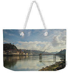 The Journey Into Porto Weekender Tote Bag