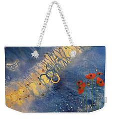 The Journey Weekender Tote Bag