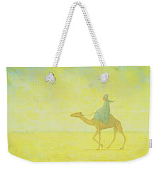 The Journey Weekender Tote Bag by Tilly Willis