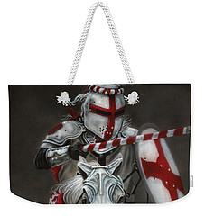 The Joust Weekender Tote Bag