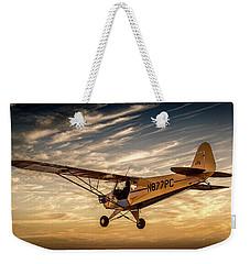 The Joy Of Flight Weekender Tote Bag