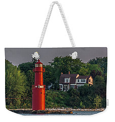 The Keeper Of The Lighthouse Weekender Tote Bag