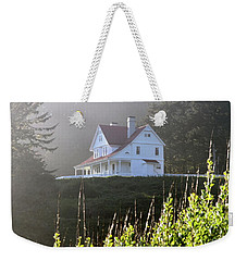 The Keepers House 2 Weekender Tote Bag by Laddie Halupa