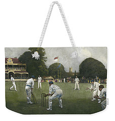 The Kent Eleven Champions, 1906 Weekender Tote Bag