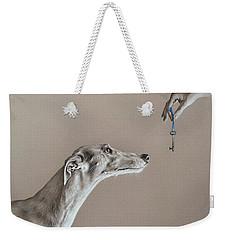 The Key Of Sincerity Weekender Tote Bag