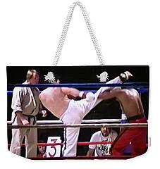 The Kickboxer  Weekender Tote Bag