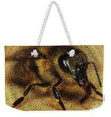 The Killer Bee Weekender Tote Bag by ISAW Gallery