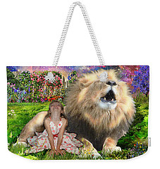 The King And I Weekender Tote Bag